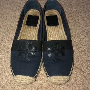 Tory Burch Weston Flat Espadrilles